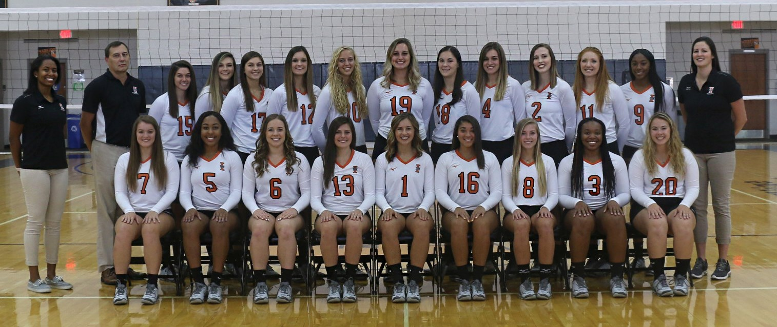 2018 Women S Volleyball Roster Indiana Tech Athletics