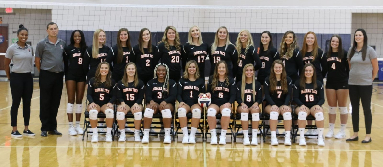 2019 Women S Volleyball Roster Indiana Tech Athletics